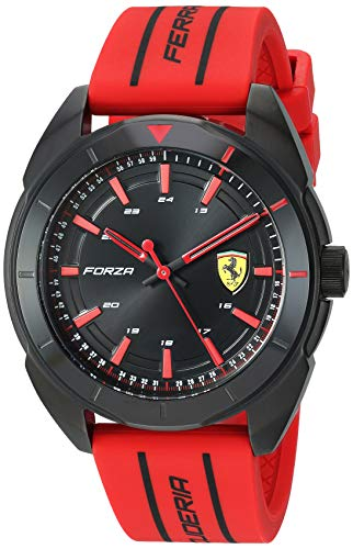 Ferrari Forza Ferrari De los Hombres Reloj 0830544