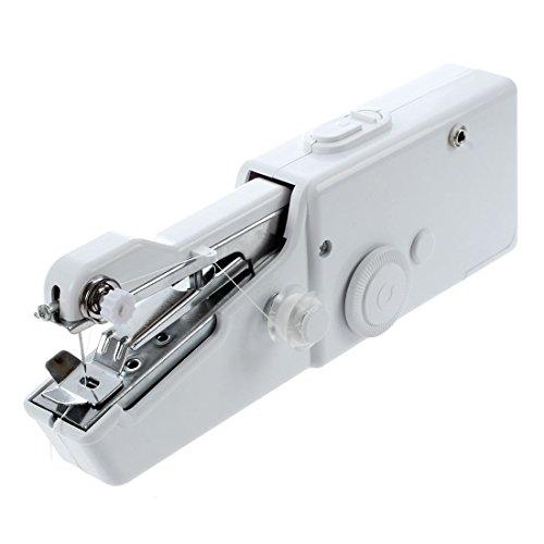 Moligh doll Estrella Principal Conveniente Nuevo Mini Maquina de Coser de Mano portatil de Mesa Escritorio Casa Viaje