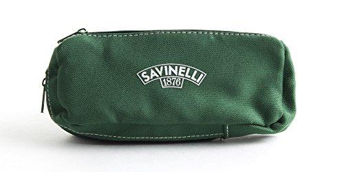 Borsa porta pipa e tabacco Savinelli (Verde)