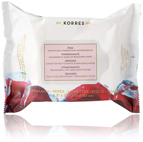 Pore Cleansing Wipes (Pomegranate Reinigungstücher)