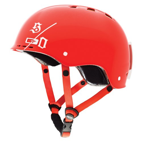 Smith Skihelm Holt Park, Blaze one Percenter, L -