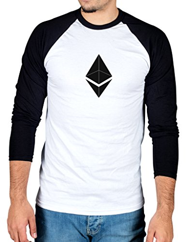 Ulterior Clothing Ethereum Logo T-Shirt ETH Crypto Bitcoin