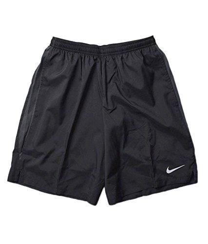 Nike Men's Solid Shorts - Black