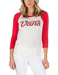 Vans - Camiseta de manga larga - para mujer
