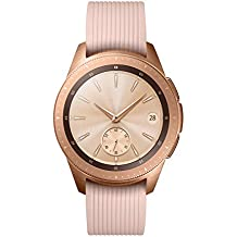 Samsung Galaxy Watch - Reloj inteligente Bluetooth (42 mm) color dorado rosa- Version