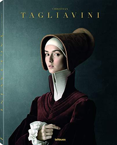 Christian Tagliavini. Ein Buch wie ein Gemälde. Der Meister der inszenierten Porträtfotografie erschafft einmalige Bildwelten, die von der Renaissance ... Englisch, Französisch) 25 x 32 cm, 160 Seiten