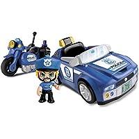 Pinypon Action Vehículo de Policías, (Famosa 700014495)