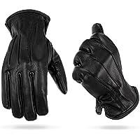 Tactical Einsatzhandschuhe mit Kevlar Schnittschutz Glattlederhandschuh in verschiedenen Größen