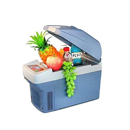 Tcbz Car Refrigerator-TOYM Mobiler Auto-Kühlschrank-Mini-Kühler Und Wärmere Digitalanzeige-Temperaturregelung Für Reisen Im Freien, Fischen