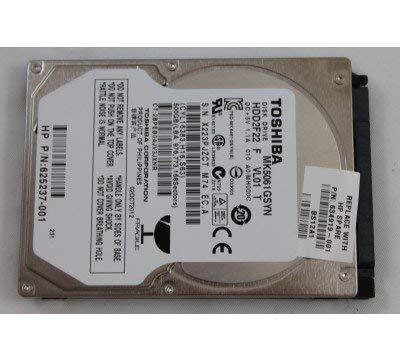 HP 634919-001 Laptop-Festplatte (500 GB, SATA, 7.200 U/min, 2,5 cm) - Hp Wireless-controller