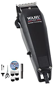 Wahl Multi-Cut Grooming Clipper Set for Dogs (TP)(9266-828/CLIPPER) by Pet-Bliss