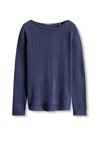 ESPRIT Collection Damen Pullover Blau (navy 5 404)
