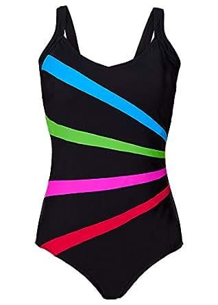 bpc bonprix collection -  Costume intero  - Donna nero 46
