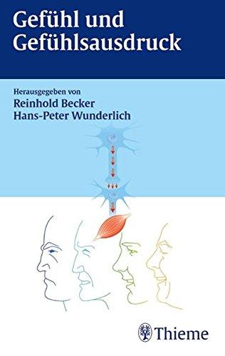 Cover »Gefühl und Gefühlsausdruck«