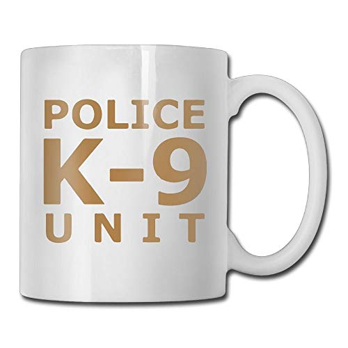 Police K9 Unit Special Coffee/Tea Mug.Birthday Gift For Men&Women,Mom,Dad,Sister,Boyfriend