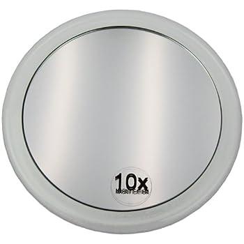 Tweezerman Tweezermate 10 x Lighted Mirror, beleuchteter 10-fach ...