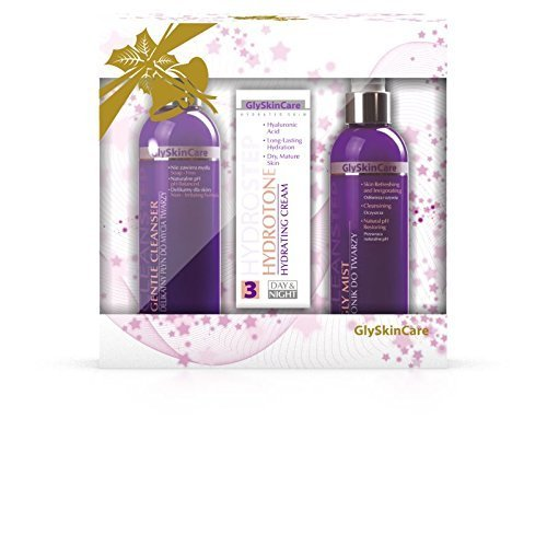 Glyskincare Kit de Peeling Facial casero con Ácido Glicólico 20%