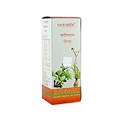 Patanjali Sheetal Hair Oil 100ml