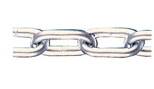 CATENA GENOVESE ZINCATO DIAMETRO 16 (MM.2,8) Confezione da 100ML