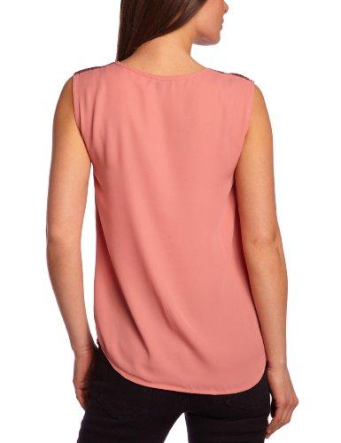 Best Mountain Damen Shirt Orange (Blush Saumon)
