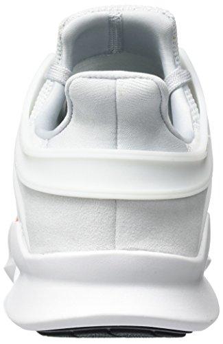 adidas Herren Eqt Support Adv Sneaker Grau (Clear Grey/Bold Orange/Footwear White)