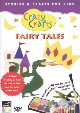 Preisvergleich Produktbild Crazy Crafts: Fairy Tales