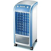 HYXLFJ Enfriador de Aire Ventilador de Aire Acondicionado Refrigerador Humidificación Doméstico Solo Tipo frío Ventilador Refrigerador