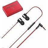 Auriculares Manos Libres Estereo LG HSS-F630 QuadBeat 3 - Negro / Rojo