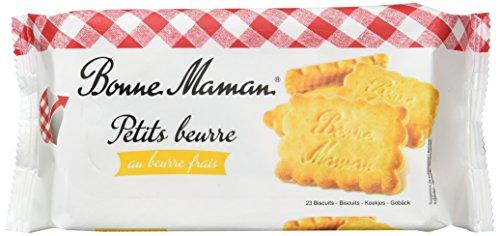 Bonne Maman Knusprige Kekese mit frischem Butter, 4er Pack (4 x 175 g)