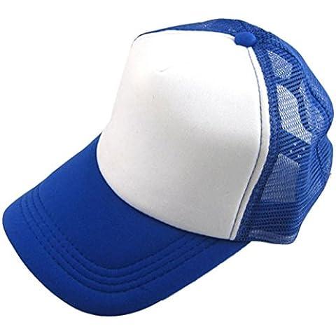 Fortan Unisex cappello casuale Baseball Cap Trucker