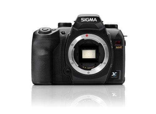 Sigma SD15 SLR-Digitalkamera (14 Megapixel, 7,6 cm Display, SD Kartenslots) schwarz