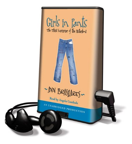 Forever in Blue: The Fourth Summer of the Sisterhood [With Earbuds] (Playaway Young Adult)