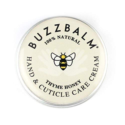 Wirklich natürlicher Hand und Nagelhaut Pflege Creme von buzzbalm - Von Nagelhaut Creme