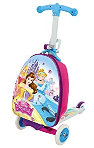 Disney Princess M14377 Scooting Suitcase from MV Sports