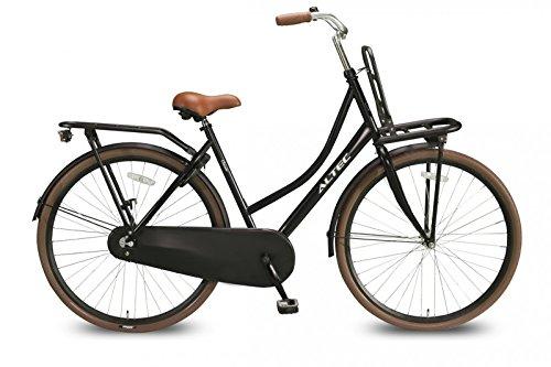 """Altec 28 Zoll 28\"""" Damen Holland City Fahrrad DAMENRAD CITYRAD CITYFAHRRAD HOLLANDRAD Klassic SCHWARZ"""