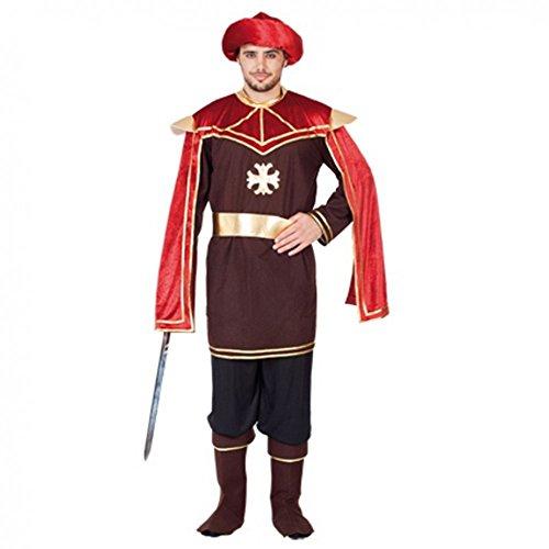 �fling Kostüm, groß (Höfling Kostüm)