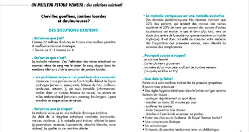 41rdRES%2BUJL - Royal Thermes Institute Sveltesse - Zuecos para Mujer con Muelle Adelgazante anticelulítico reforzante piernas Pesadas ortopédicas, Verde (Verde), 40 EU