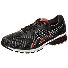 Asics GT-2000 8, Men's Running Shoes, Black/Sheet Rock, 9 UK (44 EU)