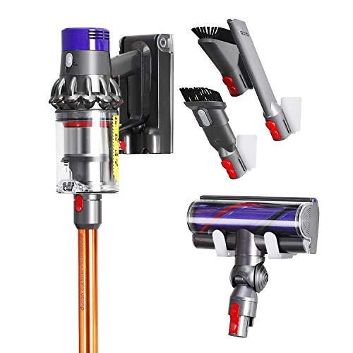 BUBM Support de Rangement Crochet mural Support pour Dyson V6 V7 V8 V10 Aspirateur