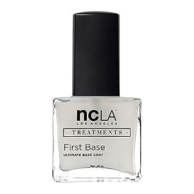 NCLA Los Angeles Nail Polish Ultimate Base Coat - First Base 15ml