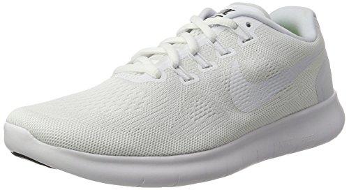 2017 Traillaufschuhe, Weiß (White/White/Black/Pure Platinum 100), 40.5 EU (Nike Schuhe Laufen Männer Weiß)