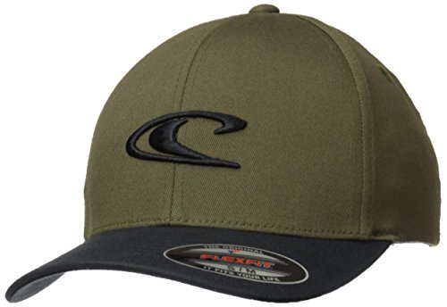 O'Neill Herren Clean and Mean Hat Baseball Cap, Armee-grün, X-Large
