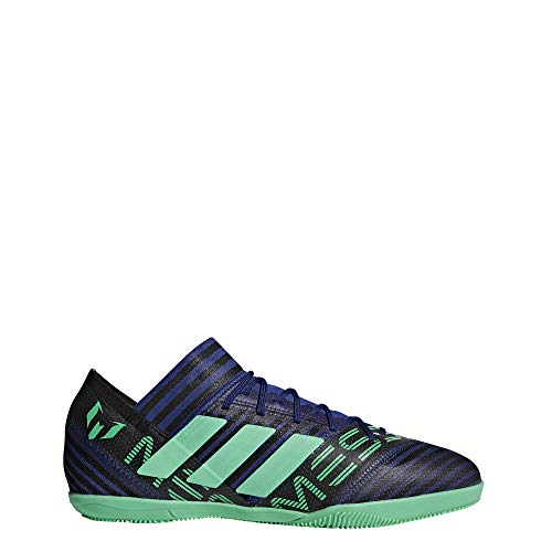 adidas Nemeziz Messi Tango 17.3 in, Scarpe da Calcetto Indoor Uomo, Multicolore (Tinuni/Vealre/Negbas 000), 44 EU