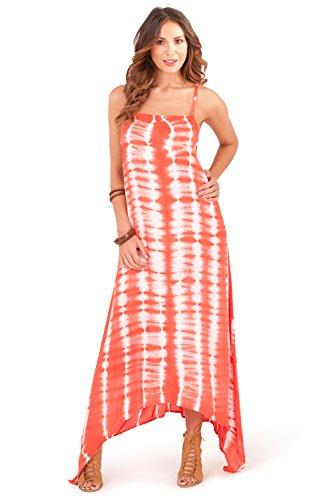 Pistachio -  Vestito  - Donna Orange