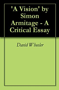 simon armitage essay We will write a custom essay sample on 'on my first sonne' by ben johnson and 'mother any distance' by simon armitage specifically for you for only $1638 $139/page order now.