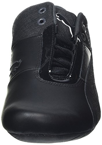 Puma Unisex-Erwachsene Future Cat S1 Nm Sneaker Black (Black/Black/Asphalt)