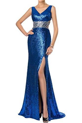 Ivydressing - Robe - Femme Bleu - Bleu royal
