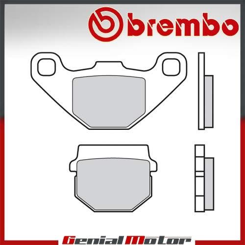 Pastiglie Brembo Freno Anteriori 07026.CC per KISBEE 50 2010 > 2012