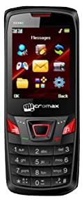 Micromax X234C (Wine Red)