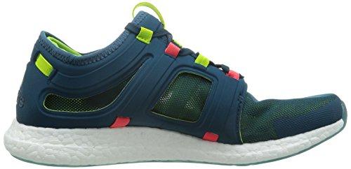 adidas Cc Rocket M, Chaussures de Running Entrainement Homme Multicolore - Verde / Rojo (Minera / Seliso / Rojimp)